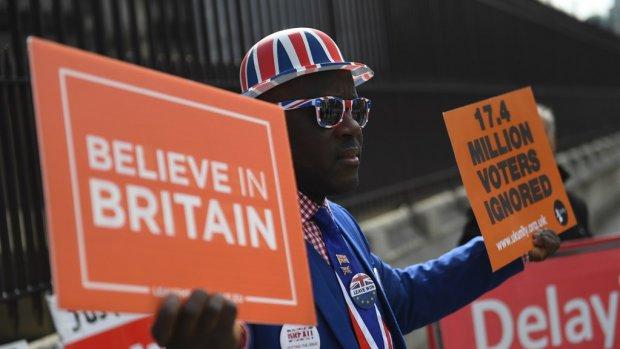 EU wil best langer uitstel van brexit, wel onder voorwaarden