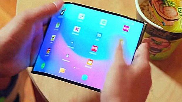 Xiaomi toont weer nieuwe opvouwbare smartphone