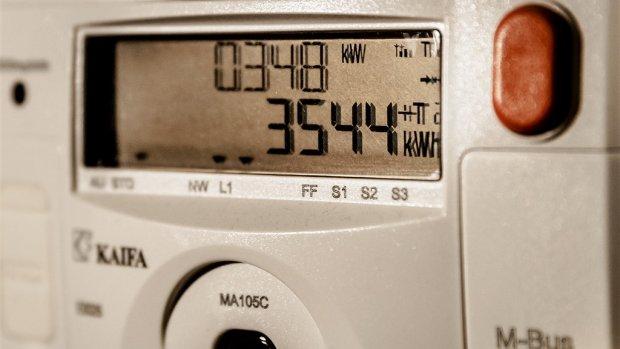 'Geef burgers controle over de data van slimme meters'