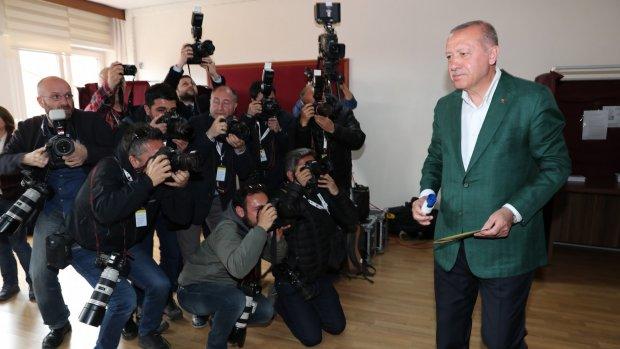 Erdogan verliest Ankara bij Turkse gemeenteraadsverkiezingen