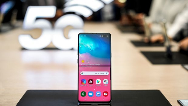 Eerste 5G-telefoon Samsung vrijdag te koop