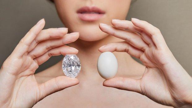Diamant van 10 miljoen euro te koop