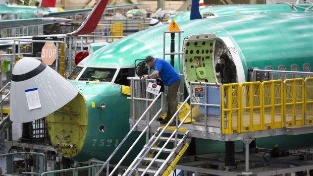 Boeing 737 MAX langer aan de grond