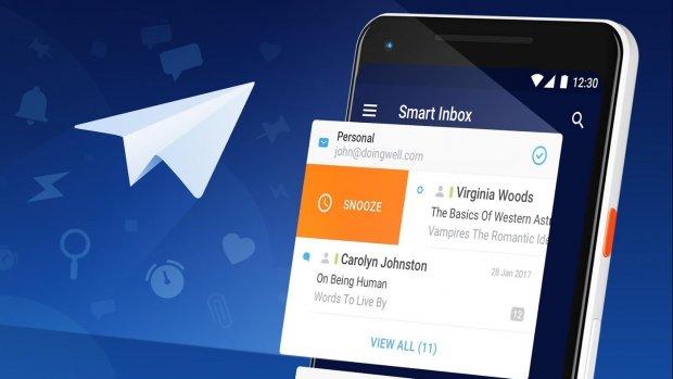 Handige mail-app Spark is er nu ook voor Android