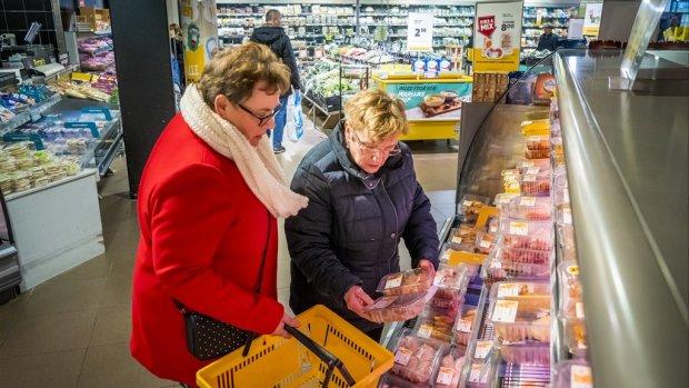 Prijsstijging voeding hoogste in 10 jaar, vooral vlees en vis