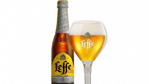Proost: dit voorjaar ook alcoholvrije Leffe Blond