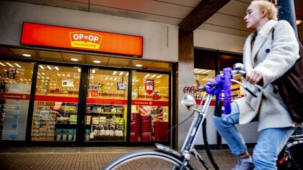 Doorstart voor Op=Op Voordeelshop, koper onbekend