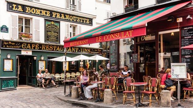 Reizen voor gevorderden: Parijs