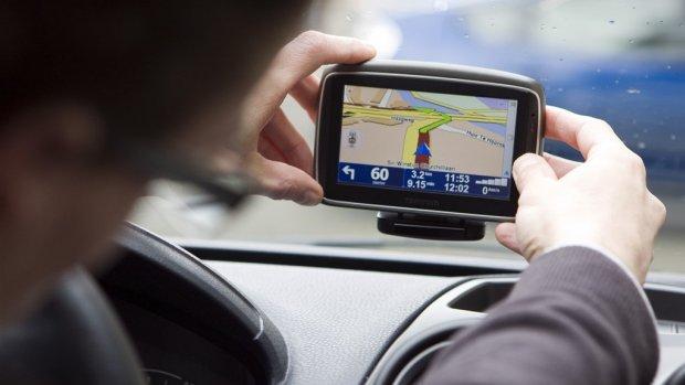 Check je navigatiesysteem, dat kan van slag zijn
