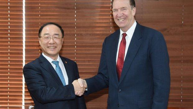 Nieuwe Wereldbank-president hekelt internationale instituten