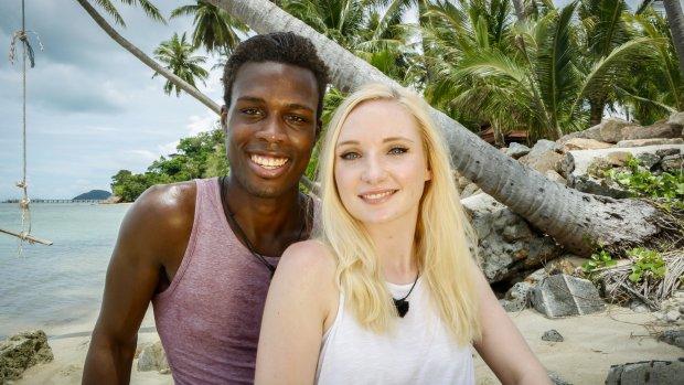 OMG! Temptation-Laura en Roger weer bij elkaar