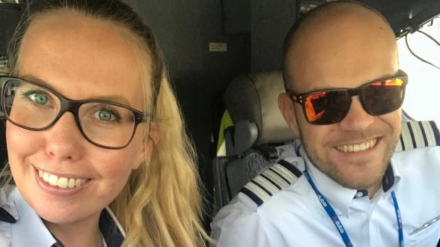 Carrièrevrouw in mannenwereld: Marith is pilote in Dubai