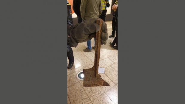 Tientallen supporters Juventus aangehouden in de metro