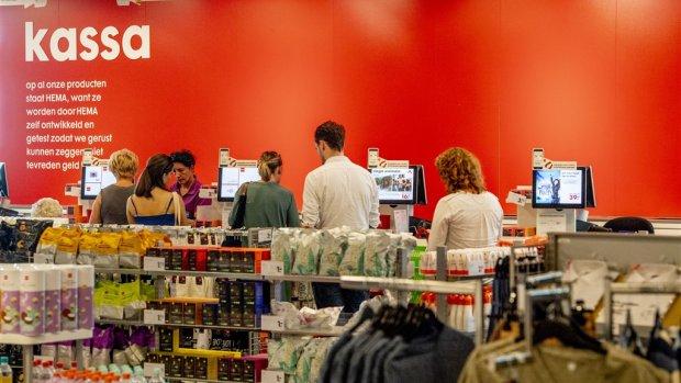Hema wil niet alleen een winkel zijn, maar ook een merk