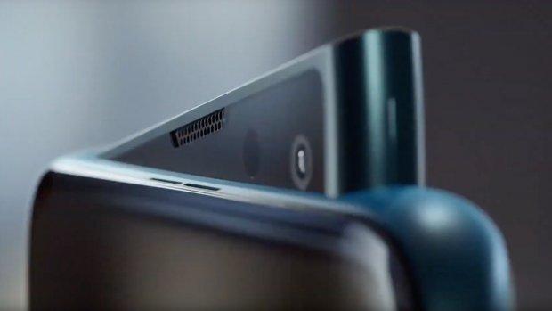 Oppo lanceert telefoon met schuine pop-upcamera