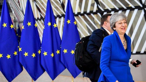 Weer uitstel brexit: nieuwe deadline op 31 oktober