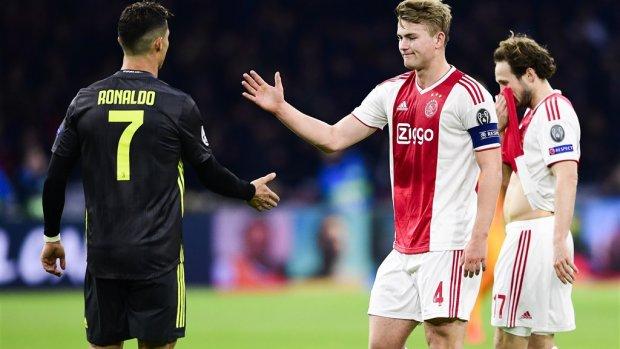 Optimisme over kansen Ajax: 'Beste wedstrijden buiten de Arena'