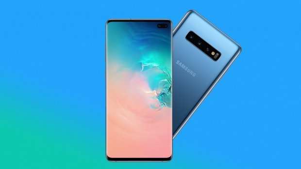 Bright Stuff: Samsung Galaxy S10+