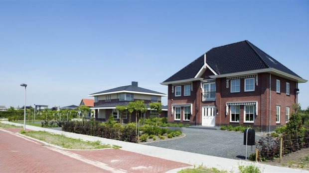 Meer superdure villabuurten in Nederland