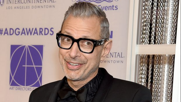 Disney maakt docuserie met Jeff Goldblum
