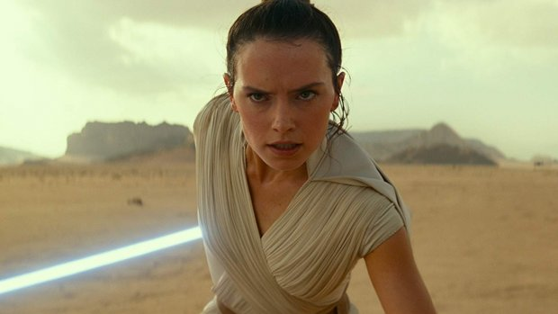 Eerste beelden negende Star Wars-film