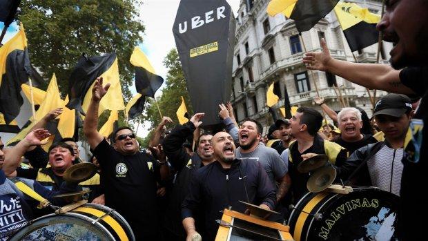 Gaat beursnieuweling Uber wel geld verdienen?