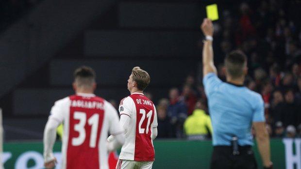 Deze spelers staan op scherp tijdens Juventus-Ajax