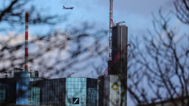 'ING aast op overname Duitse Commerzbank'