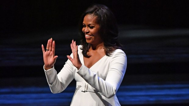 Bijna-uitverkocht Ziggo Dome voor Michelle Obama: 'Ik ben fan'