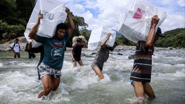 Logistieke megaoperatie: 190 miljoen Indonesiërs naar de stembus