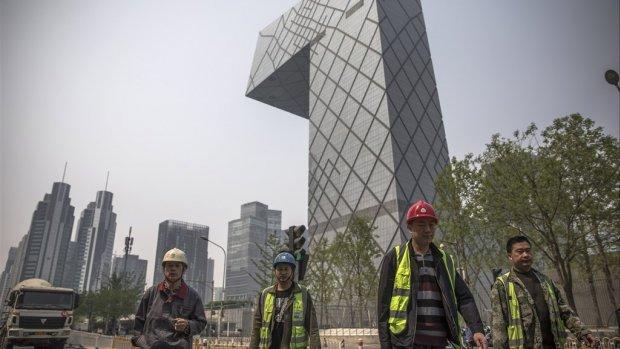 Groei Chinese economie stabiel door investeringen overheid