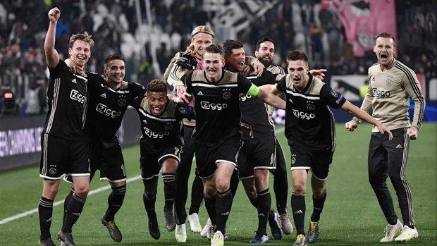 Ajax 22,5 miljoen rijker na winst op Madrid en Juventus