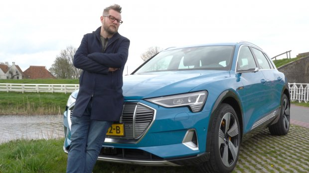 Review: Audi E-Tron verbaast en stelt teleur