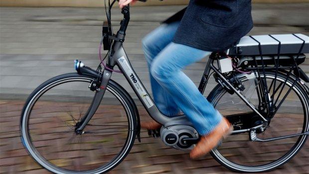 Elektrische fietsen niet zonder gevaar: accu's spontaan in brand