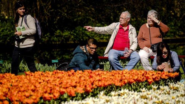 Miljoen buitenlandse toeristen verwacht rond Pasen