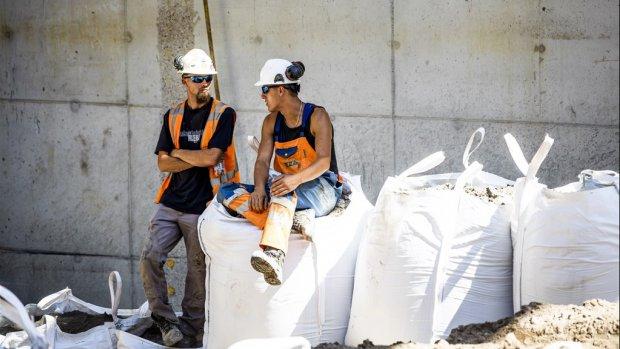 Minder werklozen in Nederland dan voor de crisis