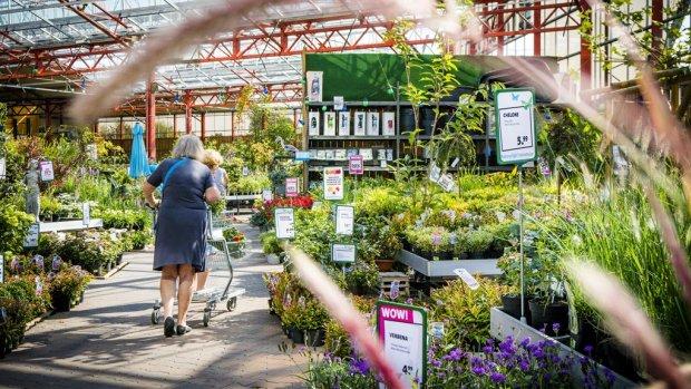 Supermarkten en tuincentra profiteren van Pasen en Duitsers