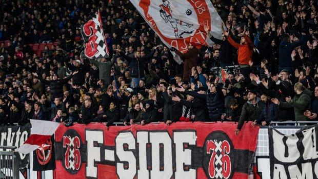 F-Side woedend op KNVB: 'Wij laten ons niet naaien'