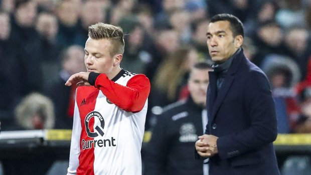 Gemengde gevoelens bij Feyenoord over verplaatsen speelronde