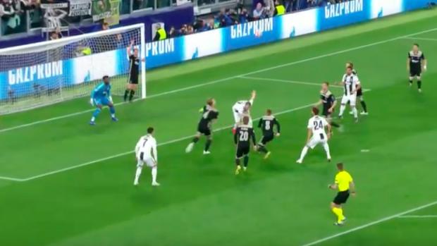 Heerlijk: drie minuten De Ligt tegen Juventus