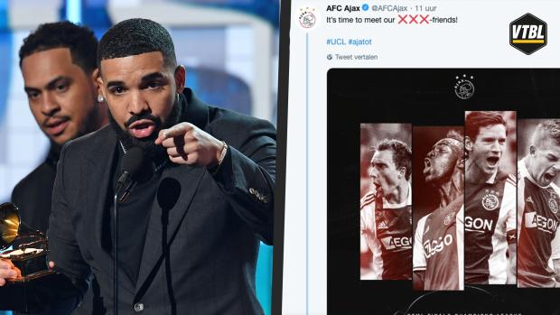 De strijd is begonnen: Spurs verzoekt Ajax om Drake te ontmoeten