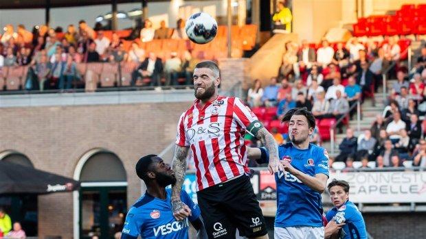Sparta stelt kampioenschap FC Twente uit