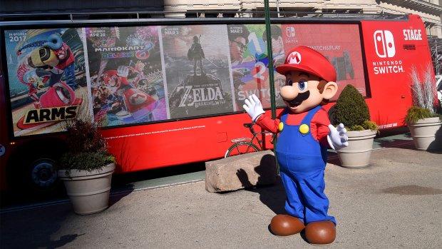 Switch ook naar China: opent gigantische markt voor Nintendo