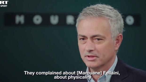 Mourinho adviseert Tottenham: 'Geef ze de wedstrijd die ze nie...