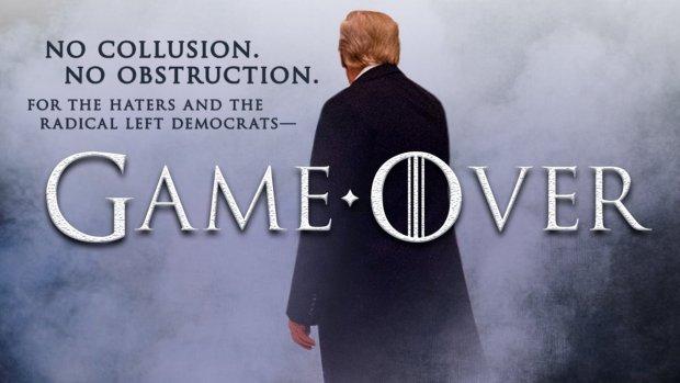 HBO niet blij met Game of Thrones-tweet van Trump