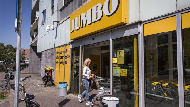 Afpersen van supermarkten komt vaker voor