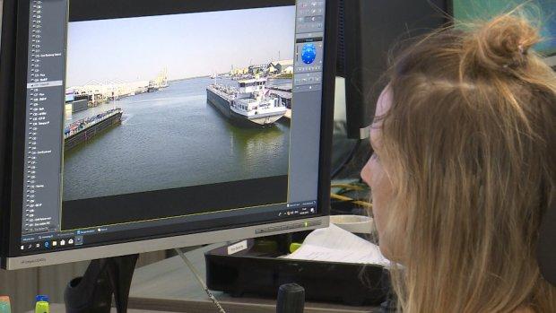 Haven Moerdijk zet slimme camera's in tegen illegalen