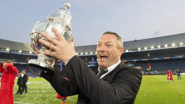 5 jaar geleden: PEC wint met 5-1 van Ajax in bekerfinale