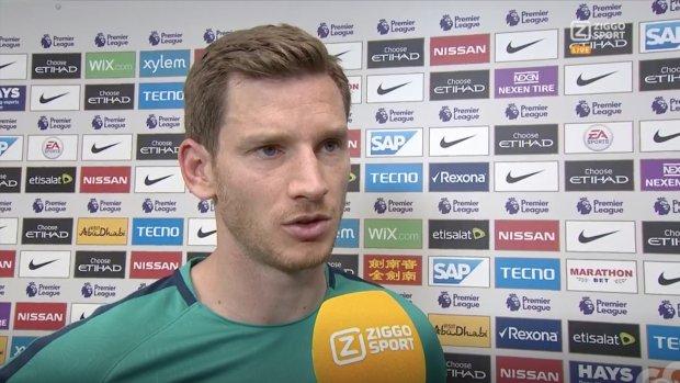 Vertonghen: 'Ajax zou in Premier League ook om top 4 of 6 spelen'