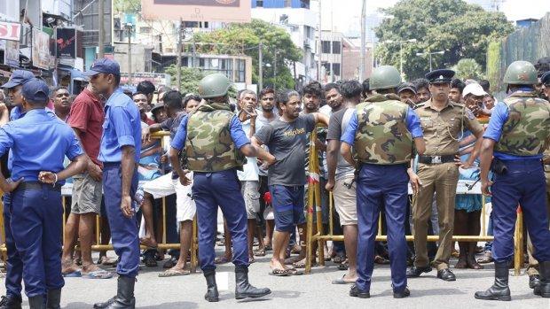 Premier Sri Lanka: blijf sterk na deze laffe aanslagen